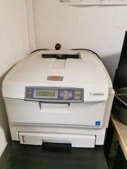 oki C5650 Drucker