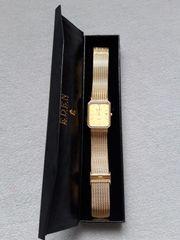 NEU EDEN Switzerland Quartz Damen-Armbanduhr