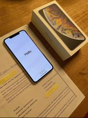 iPhone XS MAX - 256GB Silber