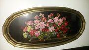 Gemälde Rosen antik Stilleben