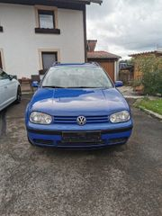 VW Golf 4 Kombi top