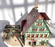 H0 Landgasthof mit Metzgerei und
