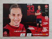 Autogrammkarte Georg Margreitter 1 FC