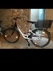 Fahrrad von Kalkhoff scool