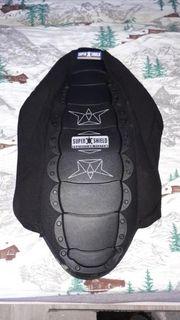 motorradbekleidung Rückenprotektor