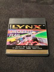 Atari Lynx - Checkered Flag
