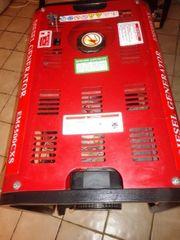 5 Kw Generator wie neu