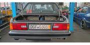 Schlachtfest BMW e30 325ix