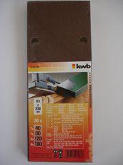 Schleifpapier kwb 93 x 230mm