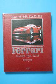Ferrari - Galerie der Klassiker - Geschichte