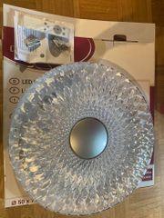 LED Deckenleuchte mit Fernbedienung 5400lm
