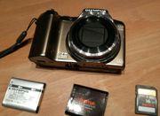 Olympus SZ-31 MR 16 Megapixel