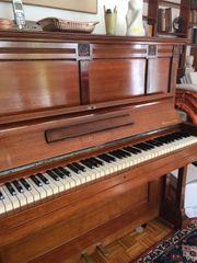 Schönes Jugendstil Klavier Edler Klassiker