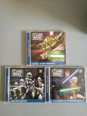CD Star wars The Clone
