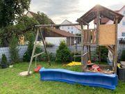 Kinderspielturm an Selbstabholer abzugeben