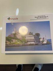 Puzzle von Alcatraz Original verpackt