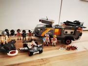 Playmobil Spy Team Commander Truck