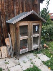 Hasenstall Kaninchenstall für draußen