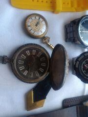 Herren Armbanduhren und Taschen Uhr