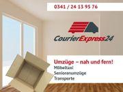 CourierExpress24 - Umzüge zum Pauschalpreis