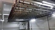 Rohrbahn Rohrbahnanlage für Schlachtvieh