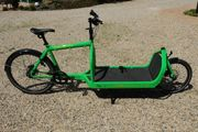 Larry Harry Bullitt Lastenrad gut