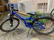 Pegasus 20 Zoll Fahrrad blau