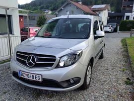 Mercedes Citan, Hochdach-Kombi, Family-Van, Familienauto
