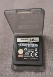 Transformers Autobots Nintendo DS 2007