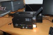 Bolex SM80 Super 8 Filmprojektor