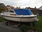 Motorboot SAGA 27 Diesel Bodenseezulassung
