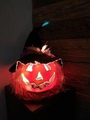Halloween Lampe