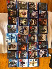 Playstation 4 Spiele zu verkaufen