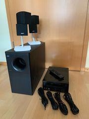 Pioneer Kompaktanlage mit Bose Lautsprecher