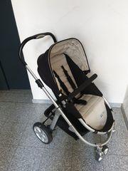 knorr-baby Alu Kombi Volan Kombikinderwagen