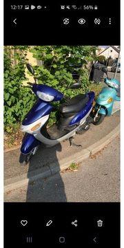 motorroller 50km h plus neuen