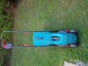 Rasenmäher elektrisch