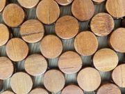 Tischset aus Holz edel 4