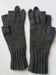 Smart Handschuhe Wollhandschuhe drei Finger