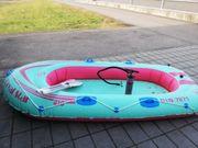 Schlauchboot für 4 Personen