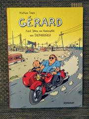 Buch Mathieu Sapin Gerard fünf