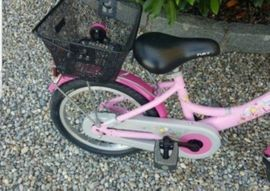 Puky Mädchenfahrrad Lillifee 16 Zoll in Hohenems Kinder