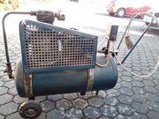 Gebrauchter Kompressor zu verkaufen