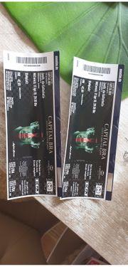 1 x Capital Bra Ticket