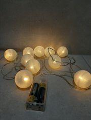 Batteriebetriebene Lichterkette