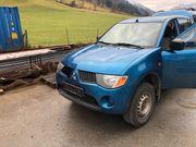 Pick up Geländewagen L200 Navara