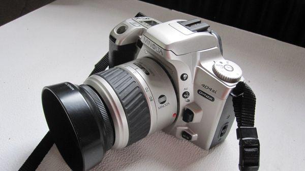 Verkaufe div Fotoapparate und Camcorder