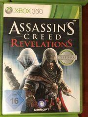 Xbox 360 Spiel Assassins Creed