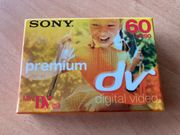 8 Sony Premium Cassetten