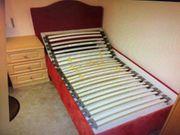 Bett mit Bettkasten Neupreis ca